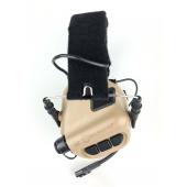 EARMOR TACTICAL HEARING PROTECTION EARMUFF - M32-MOD3-TAN