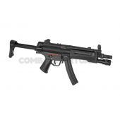 CLASSIC ARMY CA5A5 (MP5A5) W/ TACTICAL LIGHTED FOREARM - BLACK