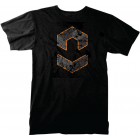 CV T-SHIRT LOGO BLACK