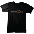 CV T-SHIRT AIRSOFT BLACK