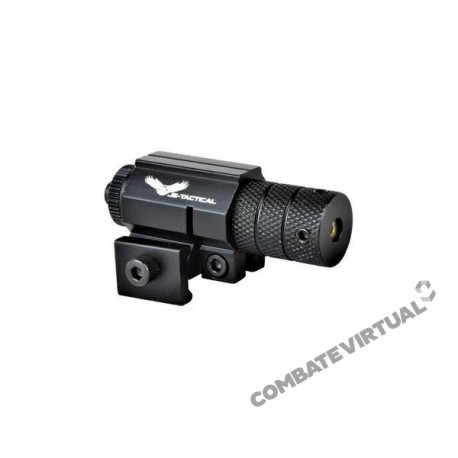 JS-TACTICAL RED LASER (JS-JG5R) - BLACK