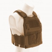 TEMPLAR'S GEAR CPC LP PLATE CARRIER (MEDIUM) - COYOTE BROWN