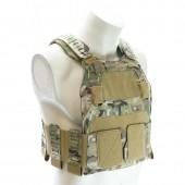 TEMPLAR'S GEAR CPC LP PLATE CARRIER (MEDIUM) - MULTICAM
