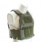 TEMPLAR'S GEAR CPC LP PLATE CARRIER (MEDIUM) - RANGER GREEN