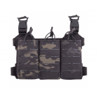 TEMPLAR'S GEAR CPC SHINGLE FRONT PANEL - MULTICAM BLACK