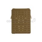 TEMPLAR'S GEAR CPC ZIP BACK PANEL - COYOTE BROWN