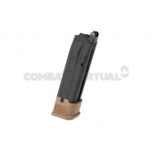 SIG SAUER MAGAZINE P320 M17 FULL METAL GBB 21RDS