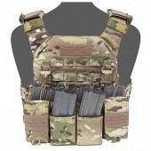 WARRIOR RECON PLATE CARRIER WITH PATHFINDER CHEST RIG COMBO (LARGE) - MULTICAM