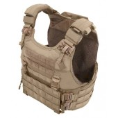 WARRIOR QUAD RELEASE PLATE CARRIER - COYOTE TAN