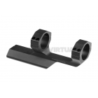 VORTEX OPTICS CANTILEVER RING MOUNT 30MM 2-INCH OFFSET - BLACK