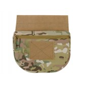 8FIELDS DROP-DOWN UTILITY POUCH FOR ARMOR CARRIER MOD. 2 - MULTICAM