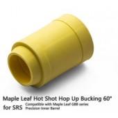 MAPLE LEAF HOT SHOT HOP UP BUCKING FOR SRS (60º)
