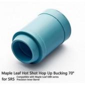 MAPLE LEAF HOT SHOT HOP UP BUCKING FOR SRS (70º)
