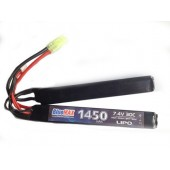 BLUEMAX LIPO BATTERY 7.4V 1450 mAh 30C NUNCHUCK