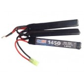 BLUEMAX LIPO BATTERY 11.1V 1450 mAh 30C NUNCHUCK