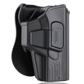 CYTAC CY-P99G3 R-DEFENDER G3 HOLSTER - WALTHER P99 - BLACK