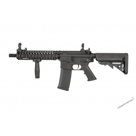 SPECNA ARMS DANIEL DEFENSE® MK18 SA-E19 EDGE™ CARBINE - BLACK