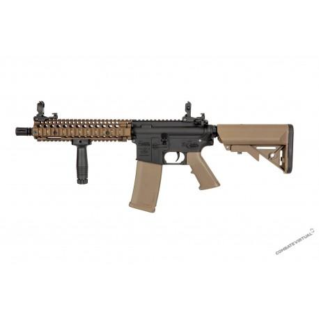 SPECNA ARMS DANIEL DEFENSE® MK18 SA-E19 EDGE™ CARBINE - CHAOS BRONZE