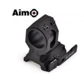 AIM-O TACTICAL 25.4MM-30MM QD MOUNT - BLACK