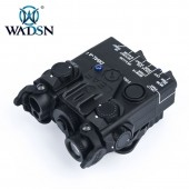WASDN DBAL-A2 AIMING DEVICE (RED & IR LASER) - BLACK