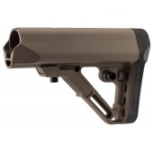 BO MANUFACTURE RS PRO AIRSOFT STOCK - FLAT DARK EARTH