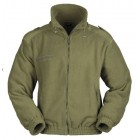 MIL-TEC COLD WEATHER FLEECE JACKET - OLIVE DRAB