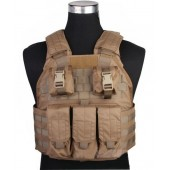 EMERSON USMC SPC PLATE CARRIER - COYOTE