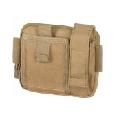 8FIELDS ADMIN POUCH - COYOTE