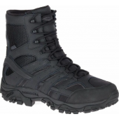"MERRELL BOTAS 8"" 8"" MOAB 2 TACTICAL RESPONSE WATERPROOF BLACK"