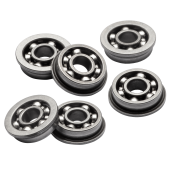 FPS OPEN STEEL BEARINGS 8MM FOR EXTREME MECHANICAL STRESS