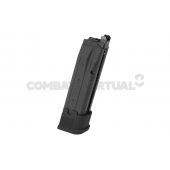 SIG SAUER MAGAZINE P320 M17 FULL METAL GBB 21RDS - BLACK