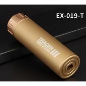 WOSPORT TRACER 13.2 CM (14MM CCW) EX-019-T - TAN