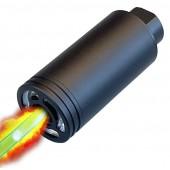 WOSPORT SPITFIRE GBB TRACER 14MM CCW - BLACK