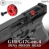 NINE BALL G19/G17 GEN. 4 DYNA PISTON