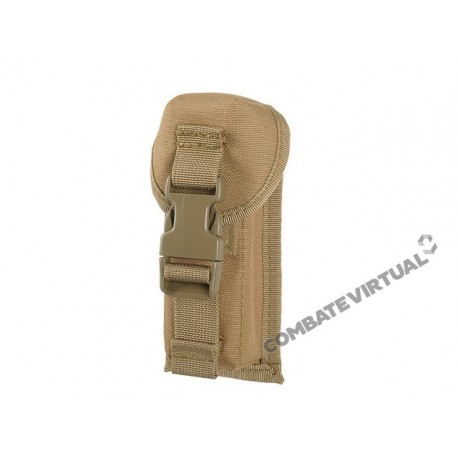 8FIELDS PISTOL MAG/MULTITOOL POUCH - COYOTE