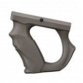 WOSPORT TACTICAL GRIP FOR 20MM RAILS DARK EARTH