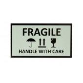 ACM FRAGILE IR PATCH - RANGER GREEN