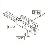 WE GLOCK SERIES FRONT CHASSIS FULL SET PART NO. G-08, G-10, G-11