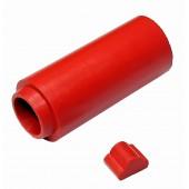 FPS FLAT HOP-UP RUBBER 60º SHORE - RED