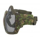 ACM PDW HALF FACE PROTECTIVE MESH MASK GREEN ZONE