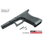 GUARDER GEN. 2 ORIGINAL FRAME FOR MARUI G17/G22/34 - EU VERSION, BLACK