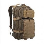 MILTEC US ASSAULT PACK SM (20L) RANGER - GREEN/COYOTE