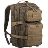 MILTEC US ASSAULT PACK LG (36L) RANGER - GREEN/COYOTE