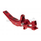 MAXX MODEL CNC ALUMINUM ADVANCED SPEED TRIGGER STYLE C - RED