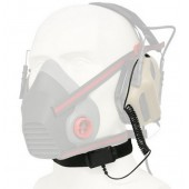EARMOR HEADSET S20 THROAT MICROPHONE FOR M32/M32H