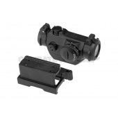 AIM-O RED DOT T2 WITH QD MOUNT & LOW MOUNT - BLACK