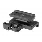 AIM-O T1/T2 TACTICAL QD MOUNT - BLACK
