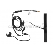 Z-TACTICAL BONE CONDUCTION HEADSET WITH FINGER PTT - KENWOOD