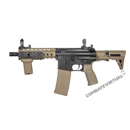 SPECNA ARMS SA-E12 PDW EDGE™ CARBINE - HALF-TAN