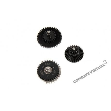 SPECNA ARMS CNC STEEL GEAR SET FOR SR25 (18:1)